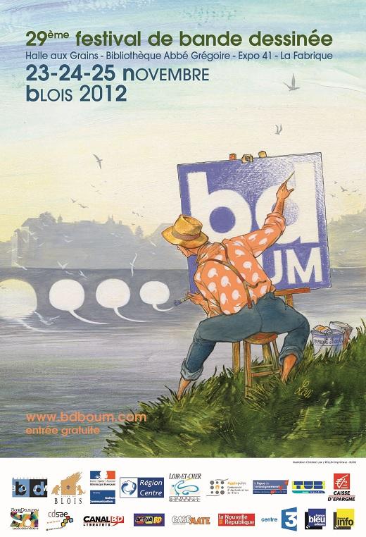 Festival BD de Blois